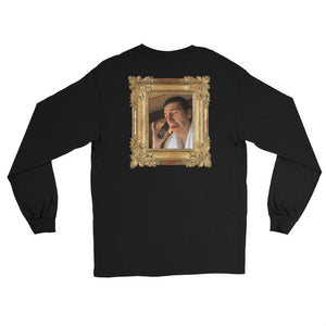 """Gstaad Guy"" Long Sleeve T-Shirt"