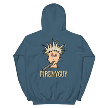 "Load image into Gallery viewer, ""Fire My Guy"" Hoodie"