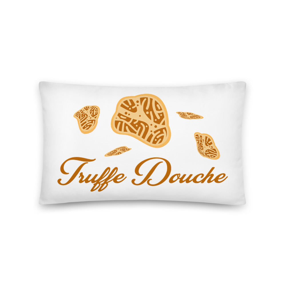 Truffe Douche Pillow