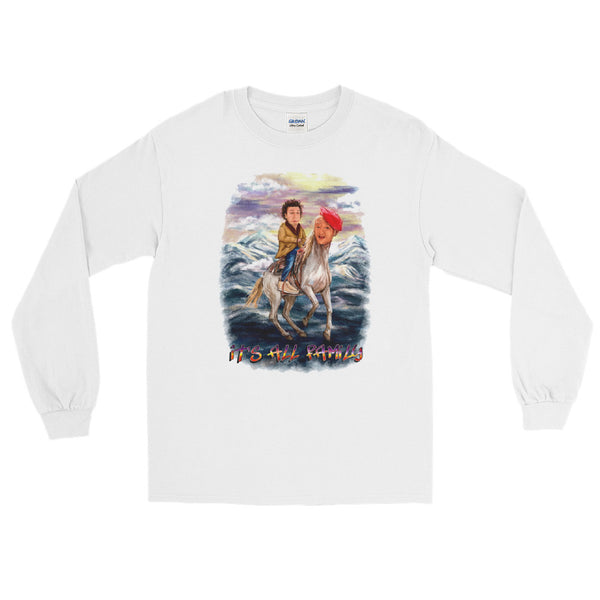 """Paint Me"" Long Sleeve T-Shirt"