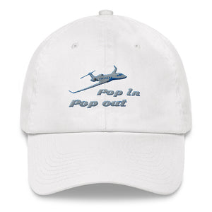 """Pop In, Pop Out"" Hat"