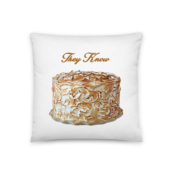 The Gateau Pillow