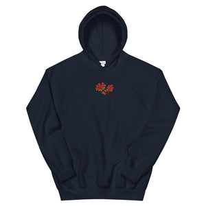 """Olden"" Embroidered Hoodie"