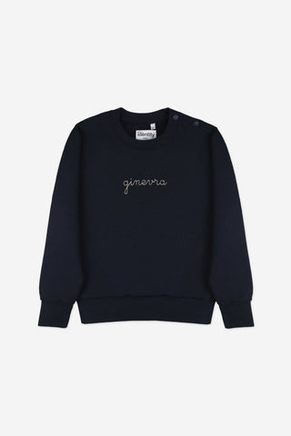 KIDS ID CREWNECK