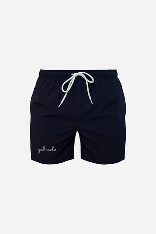 NAVY BLUE swimtrunk