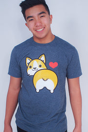 I love Corgi Butt T-Shirt