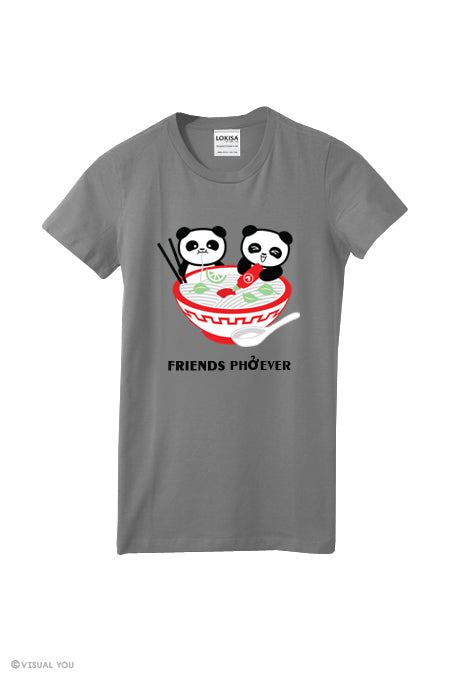 Friends Phoever Panda T-Shirt