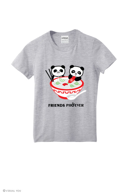 Friends Phoever Panda T-Shirt (Kids)