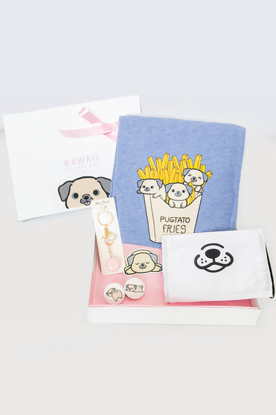 Kawaii Mystery Box - Pug
