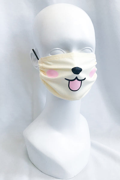 Puppy Chu Fashion Face Mask