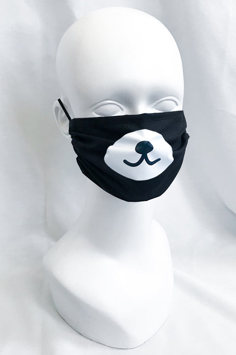 Kuma Bear Snout Fashion Face Mask (more colors)
