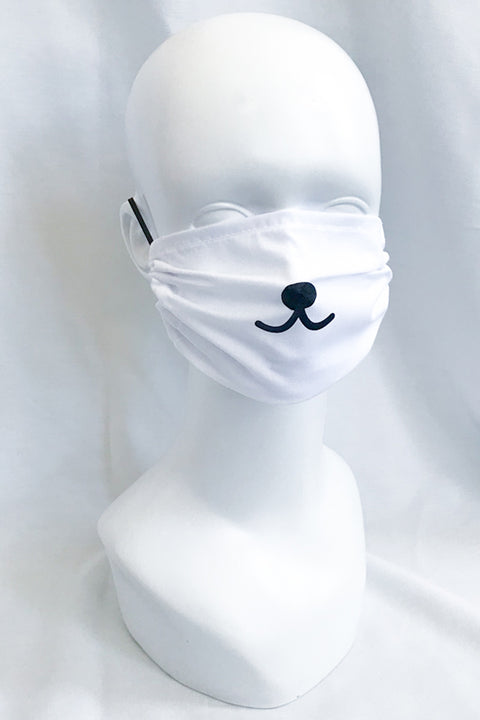 Kawaii Kuma Bear Snout Face Mask