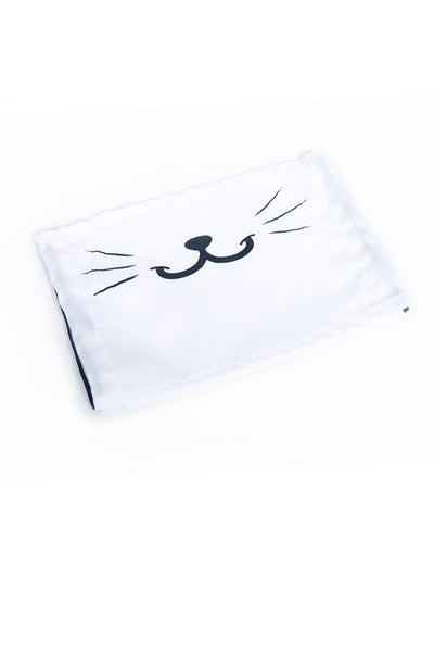 Cute Kitty Bunny Fashion Face Mask (No Fangs)