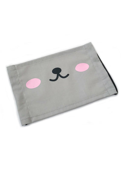 Blushing Koala / Mouse Fashion Face Mask