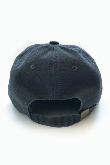 Relaxing Sloth Dad Cap - Charcoal - SAMPLE SALE