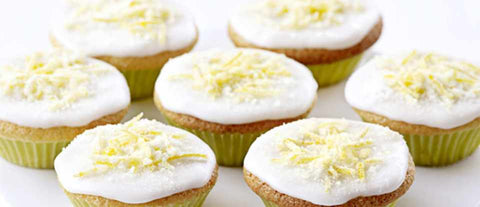 Frosted Lemon Fairycakes
