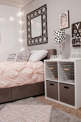 Student decoration - bed room