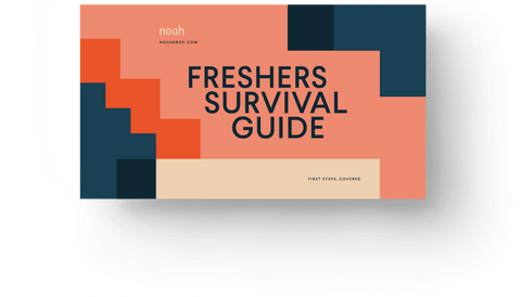 Freshers Survival Guide by Noah