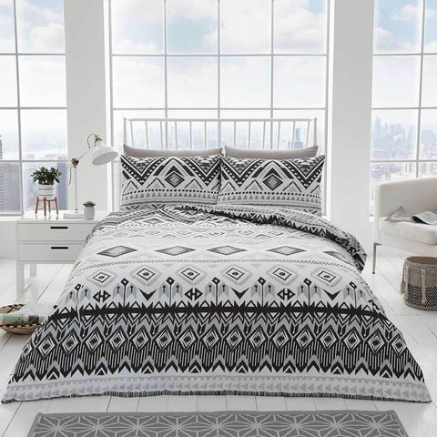 bedding-Dakota Grey
