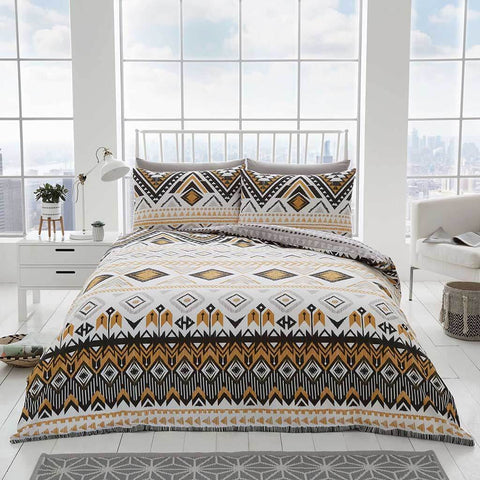bedding-Dakota Mustard