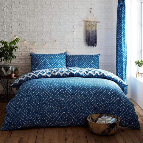 bedding-Indigo Blue