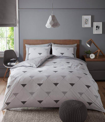 bedding-Metro Grey