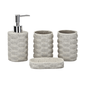 Bathroom Set 4pc