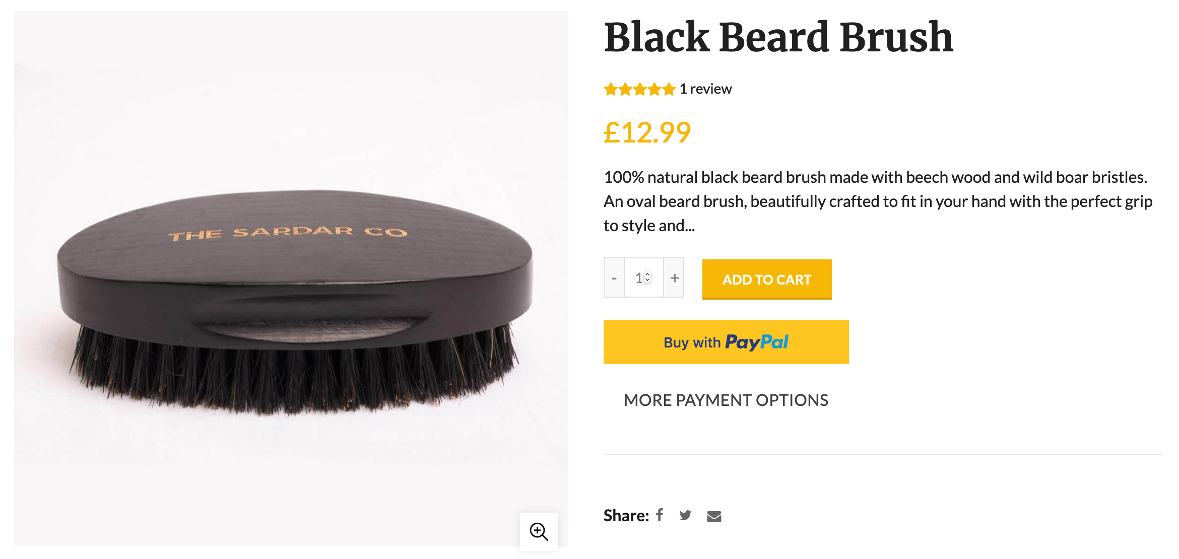 buy boar bristle beard brush