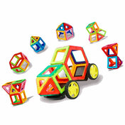 Magnetic Wheels - Magnees™ - The Amazing Magnetic Blocks for All ages