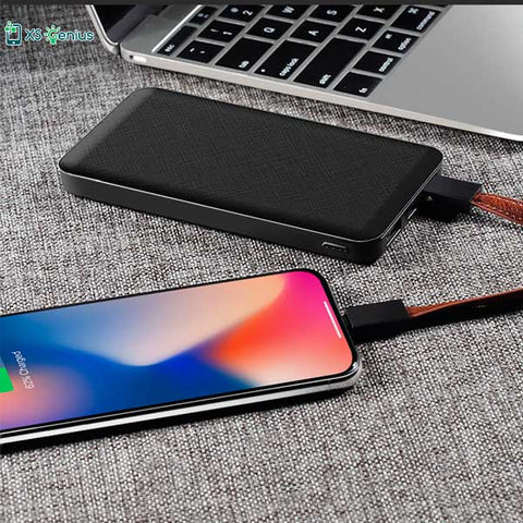 XS Genius™ Portable Charging - The Ultra Thin Power Bank