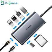 XS Genius™ Hub - The Ultimate All-in-1 Combo Hub for MacBook Air / Pro
