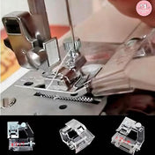 Snap-On™ - The Adjustable Bias Binder Presser Foot
