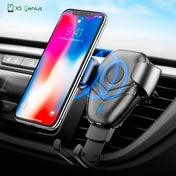 XS Genius™  - The Ultimate Wireless Charger Car Mount Phone Holder for Samsung Galaxy S8 / S8 Plus
