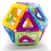 Magnees™ - The Amazing Magnetic Blocks for All ages - Standard Set