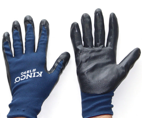 Kinco Nitrile Palm Gloves (1890)