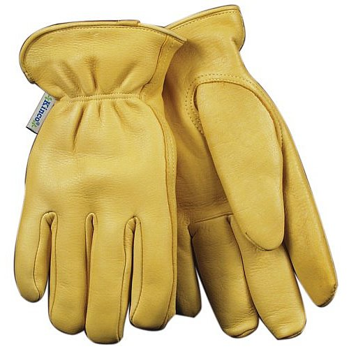 Kinco Women's Lined Deerskin Gloves (90HKW)