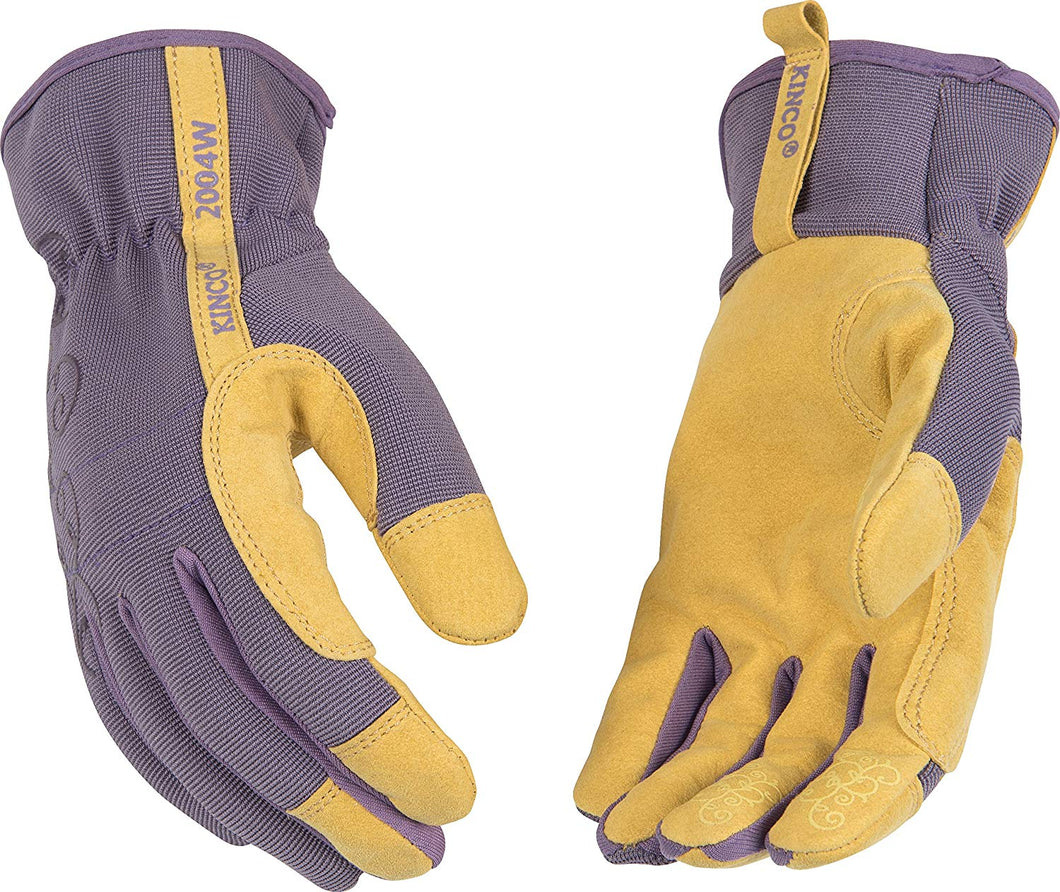 Kinco Women's Breathable Synthetic Glove (2004W)
