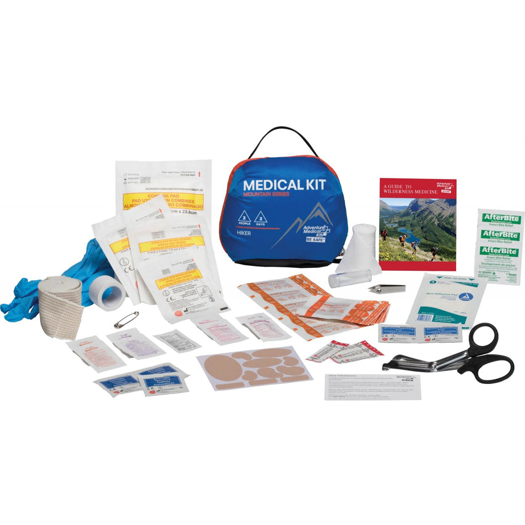 Adventure Medical- The Mountain Hiker, Medical Kit