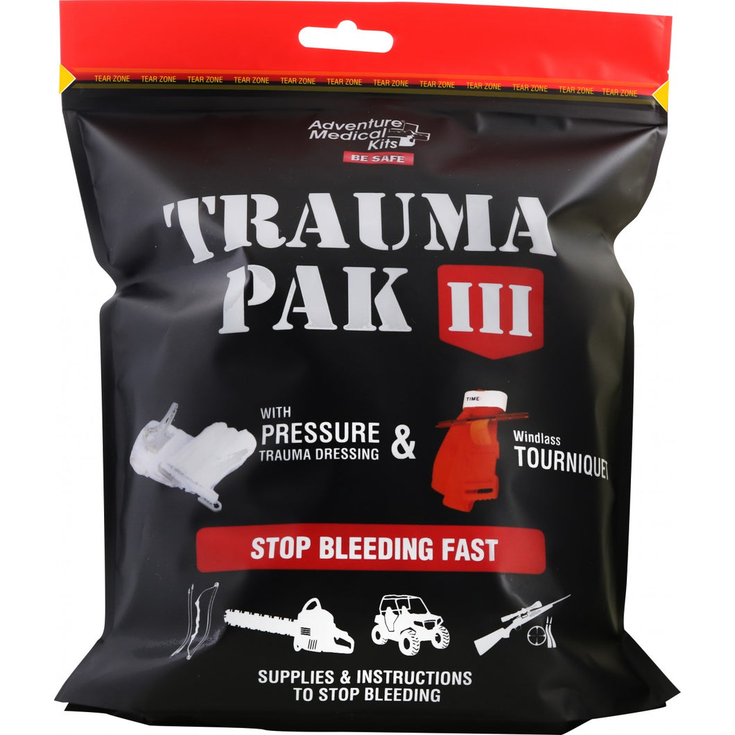 Adventure Medical Kit - Trauma Pack III