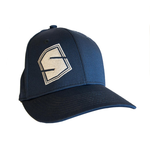 STI Stretch-Fit Hat - Navy