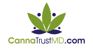 CannaTrust MD Logo CBD