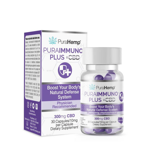 Immune System Support Capsules- 300 MG