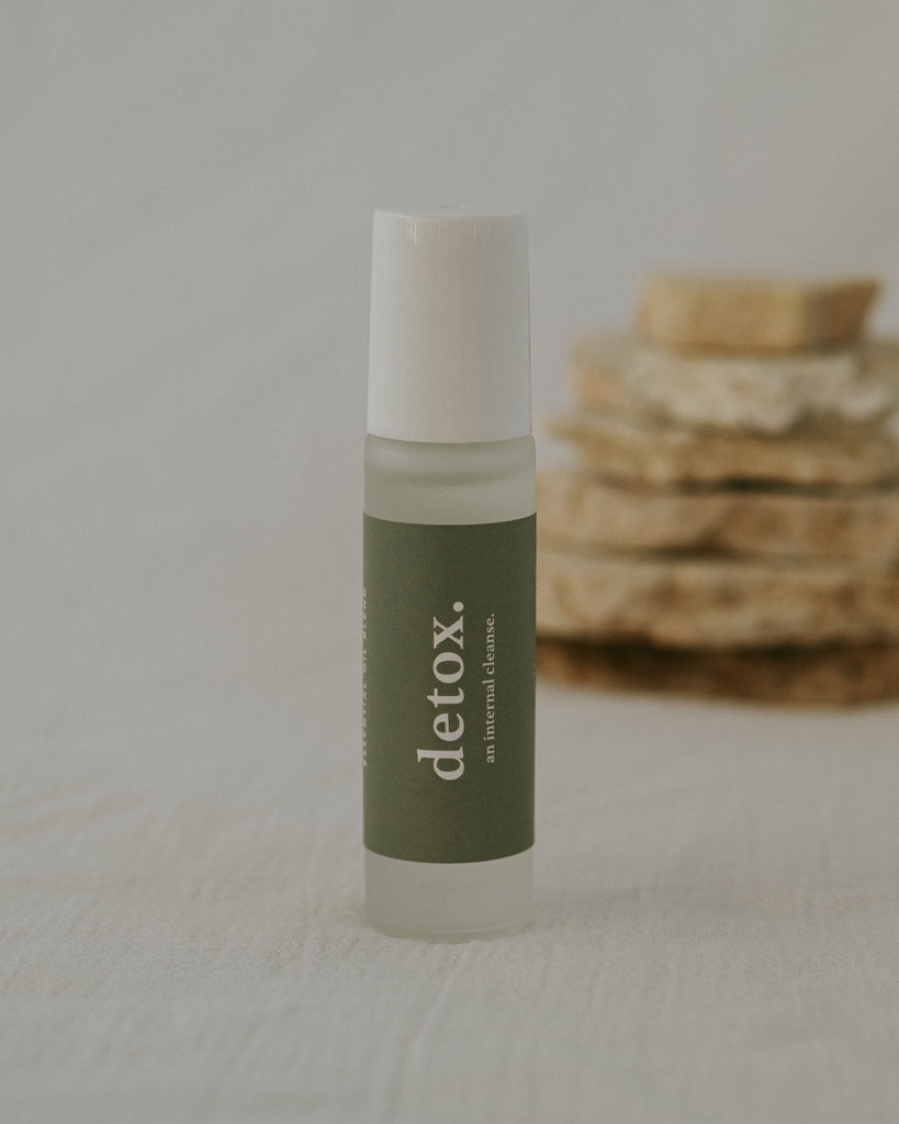 The Cle Collective Detox Essential Oil Roller