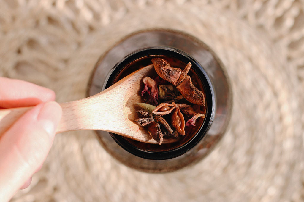 Grounding Blend Loose Leaf Tea