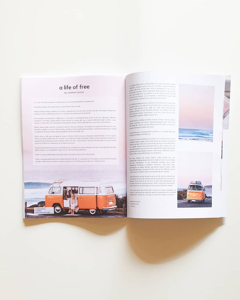 Slow Journal Magazine A curated life