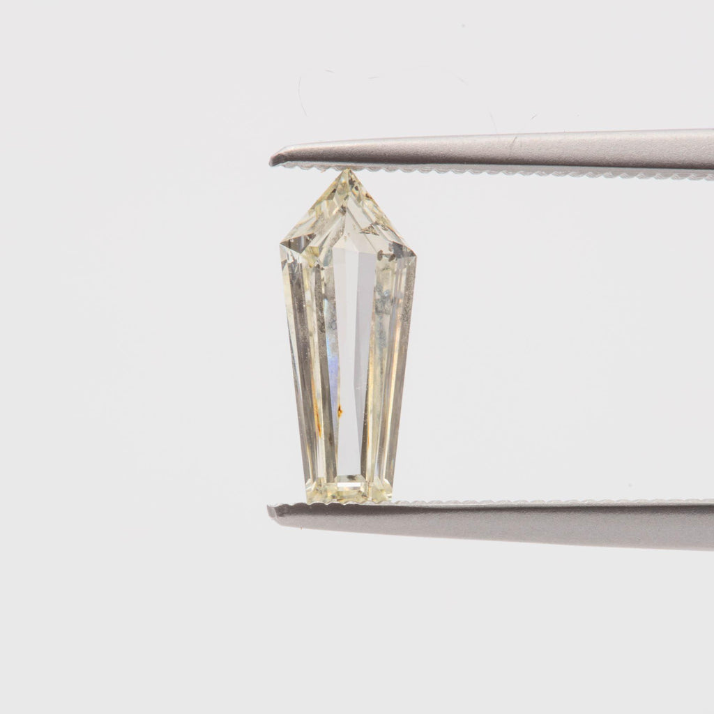 The Arrow (.575ct Bullet Cut Diamond)