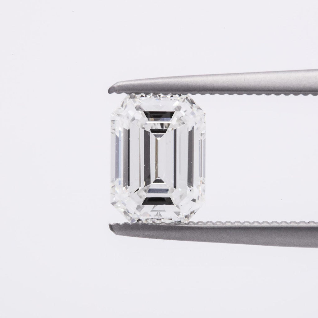 The Looking Glass (1.11ct GIA Emerald Cut Diamond)