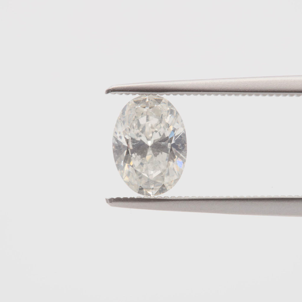 The Beauty (1.01ct Brilliant Cut Oval Diamond)