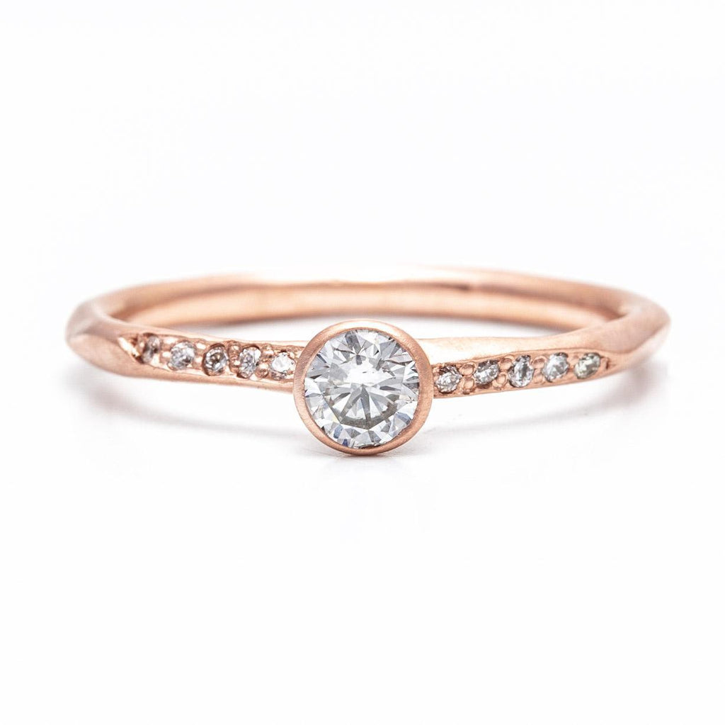 Fancy Pavé Water Ring