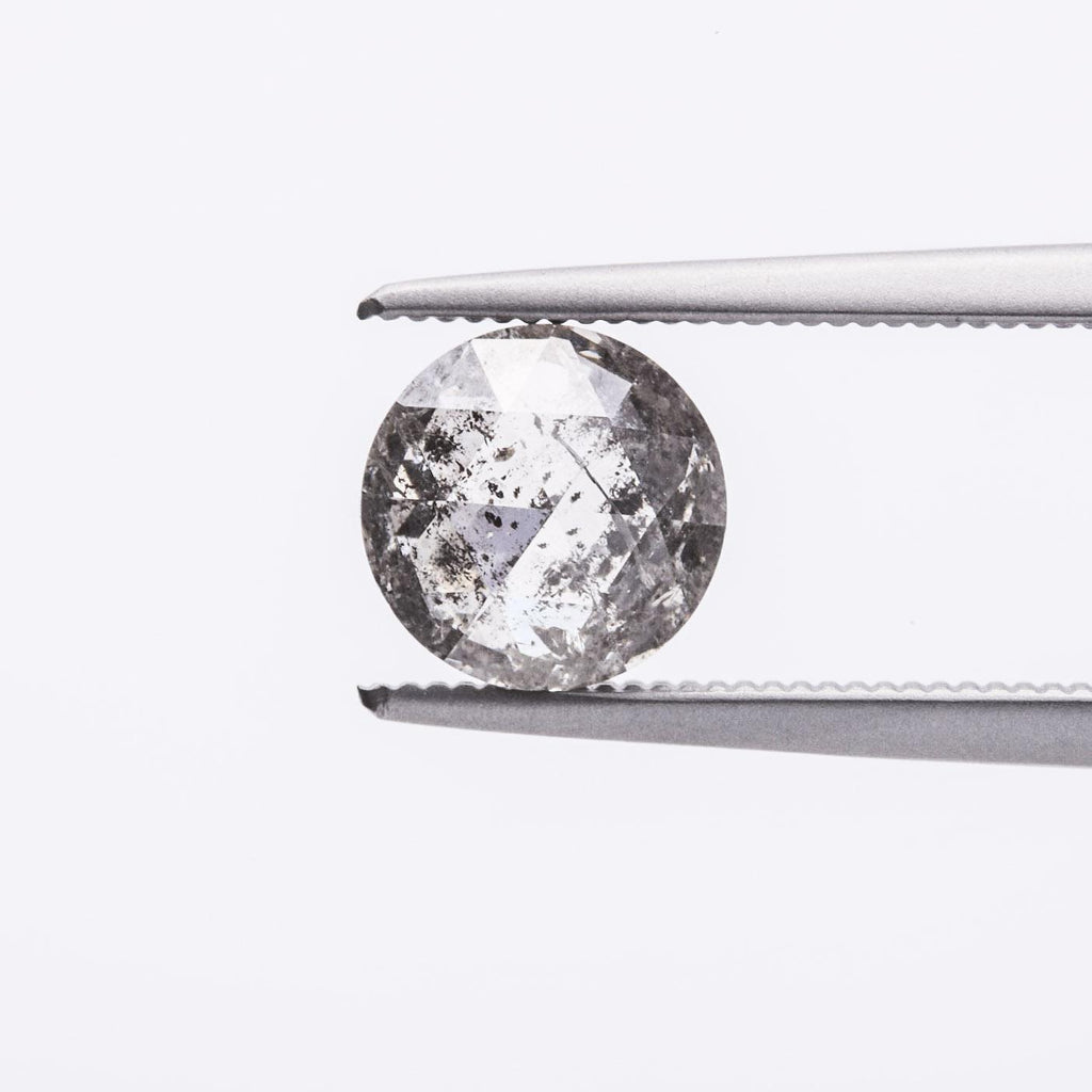 The Selene (1.1ct Rose Cut Round Diamond)